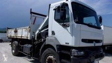 Camion benne TP Renault Kerax 320.19