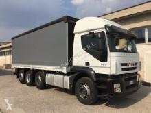 Kamión plachtový náves Iveco Stralis Stralis 420
