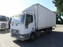 Camión furgón caja polyfond Iveco Tector 80E17