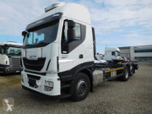 Iveco Stralis AS 480 truck used chassis