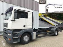 Camion pentru transport autovehicule MAN TGA 18.360 4x2 LL 18.360 4x2 LL, Fahrschulausstattung