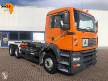 camion MAN 26.460 Manual-fuelpomp (full steel)