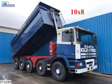 Ginaf tipper truck G 5450 10x8, EURO 2, Manual, Air press cabin