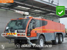Camion Renault Crashtender Fire Truck S3000 6x6 Telma - powder/foam/water unit pompiers occasion