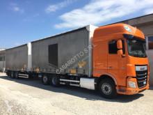 DAF XF XF 460 другой грузовой автомобиль с прицепом б/у