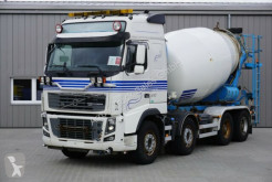 camion Volvo FH540 8x4 - Stetter 9 m³
