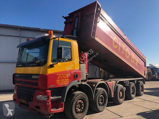 Vedere le foto Camion Ginaf X5250TS 10x4 MANUAL - 23,9 M3