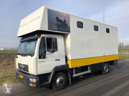 MAN LE truck used horse