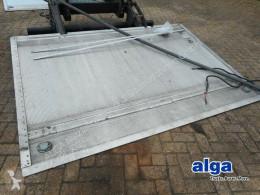 Kamion BÄR Ladebordwand 1.000kg, LBW savojský použitý