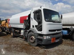 Kamion cisterna uhlovodíková paliva Renault Premium 300