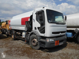 Renault Premium 300 truck used oil/fuel tanker