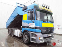Camion Mercedes Actros 2648 benne occasion