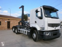 Renault hook lift truck Premium Lander 460 DXI