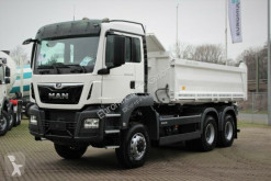 MAN three-way side tipper truck TGS 33.430 6x6 /3-Seiten-Kipper