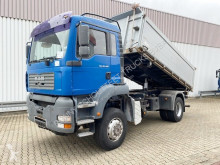 MAN TGA 18.480 FAK 4x4 18.480 FAK 4x4, Alu-3-Seiten-Kipper truck used three-way side tipper