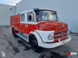 Mercedes 1113 truck used fire