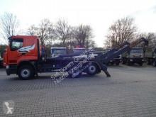 Camión Renault DXI 11-450 Absetzkipper MEILLER *VOLVO-Motor* volquete usado