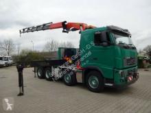 Vrachtwagen Volvo FH16 540 mit PK53002SH 6x hydraulisch *53TM* tweedehands platte bak