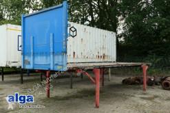 Equipamientos carrocería caja abierta Krone Krone WP 7LS3, 7,05m lang, Zurrösen
