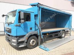 Camion fourgon MAN TGM 18.290 4x2 BL 18.290 4x2 BL Getränkewagen, hydr. Schwenkwand