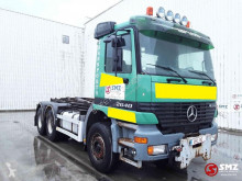Camion Mercedes Actros 2640 transport containere second-hand