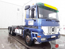 Mercedes Actros 2640 truck used container