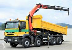 camion Iveco Trakker 410 Dreiseitenkipper 5,70m+FUNK