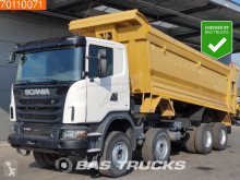 Camion Scania G 400 benne occasion