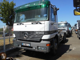 Mercedes Actros 3331 truck used hook arm system