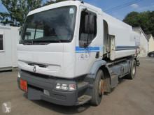 Camião cisterna hidraucarburo Renault Premium 250