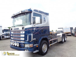 Camion transport containere Scania G
