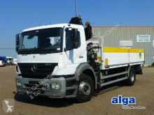 camion Mercedes 1823 Axor 4x2, Hiab 111B-2 Dou, Partikelfilter