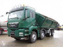 kamion MAN TG-S 35.480 8x4 BB 4-Achs Kipper Euro5