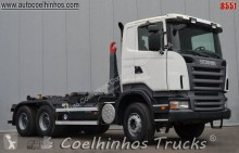 Camion porte containers occasion Scania R 380