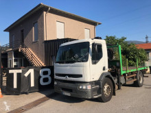 Renault Premium 260.19 truck used standard flatbed