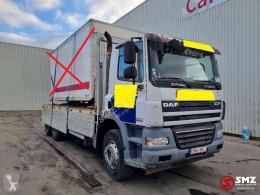 DAF CF 410 truck used flatbed