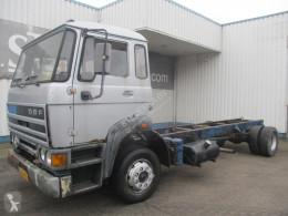 Lastbil hästtransport DAF 1700