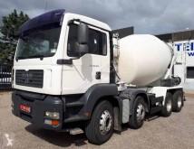 Camion MAN TGA 33.360 béton toupie / Malaxeur occasion