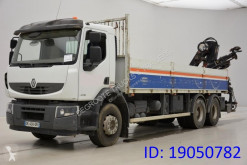 Lastbil Renault Premium Lander 410 DXI flatbed brugt