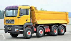 camion MAN Tga 41.430 Kipper 8x4* Topzustand!