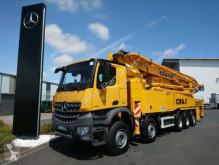 Camion Mercedes 4851 10x4 Betonpumpe 60m CIFA K60 CARBOTECH pompe à béton occasion