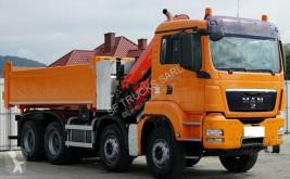 Camión MAN TGS 35.400 volquete volquete bilateral usado