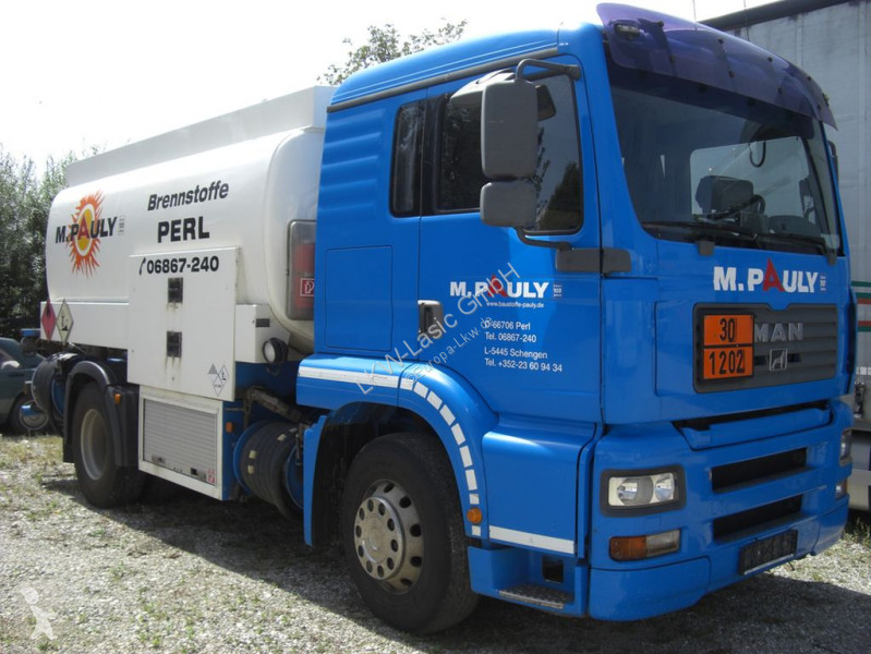 Voir les photos Camion MAN TGA 18460LL / AT-MOTOR