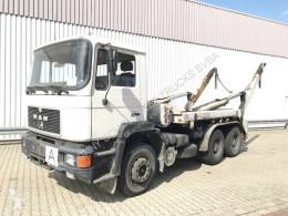 Camion multibenne occasion MAN 24.292 DFK 6x4 BB 24.292/26.372 DFK 6x4 BB, 6-Zylinder Motor, 99.000KM!
