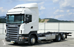 Camion châssis Scania R420 Fahrgestell 7,50 m * EURO 5 * Topzustand!