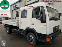 camion MAN LE 8.150 7 Sitze Meiller 2x AHK 1.Hand Tempomat
