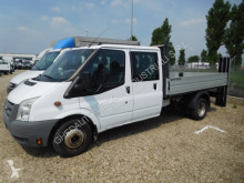 Camion Ford Transit DOPPIA CABINA plateau ridelles occasion