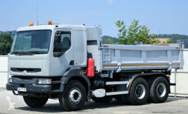 камион Renault KERAX 370 DCI Kipper + Bordmatic 5,10m 6x4