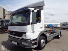 Used chassis truck Mercedes Atego 1324