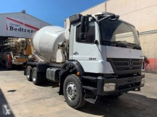 Mercedes Axor 2633 truck used concrete mixer